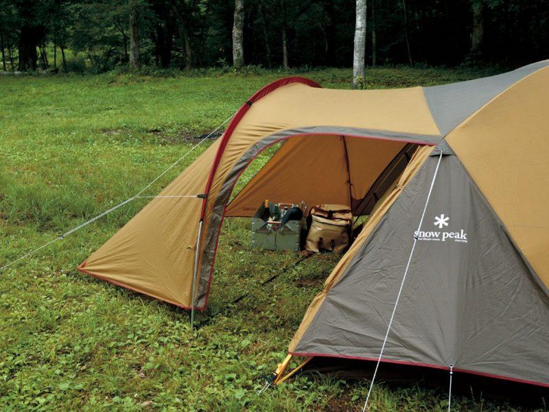 最新のおすすめテント