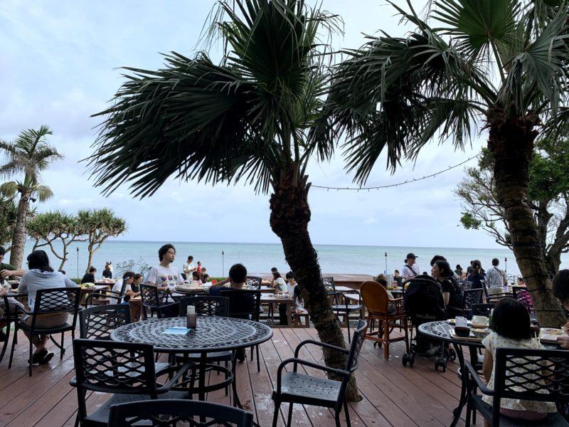リザンシーパークホテル谷茶ベイのレストラン