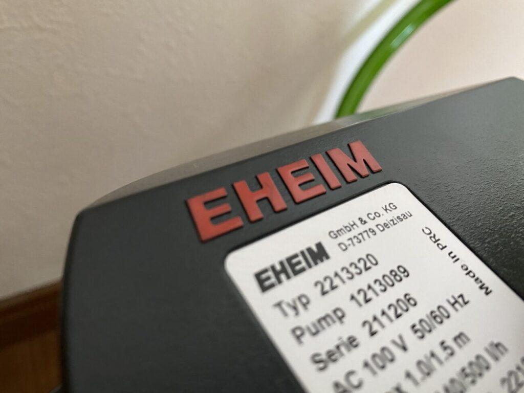 エーハイムって何?